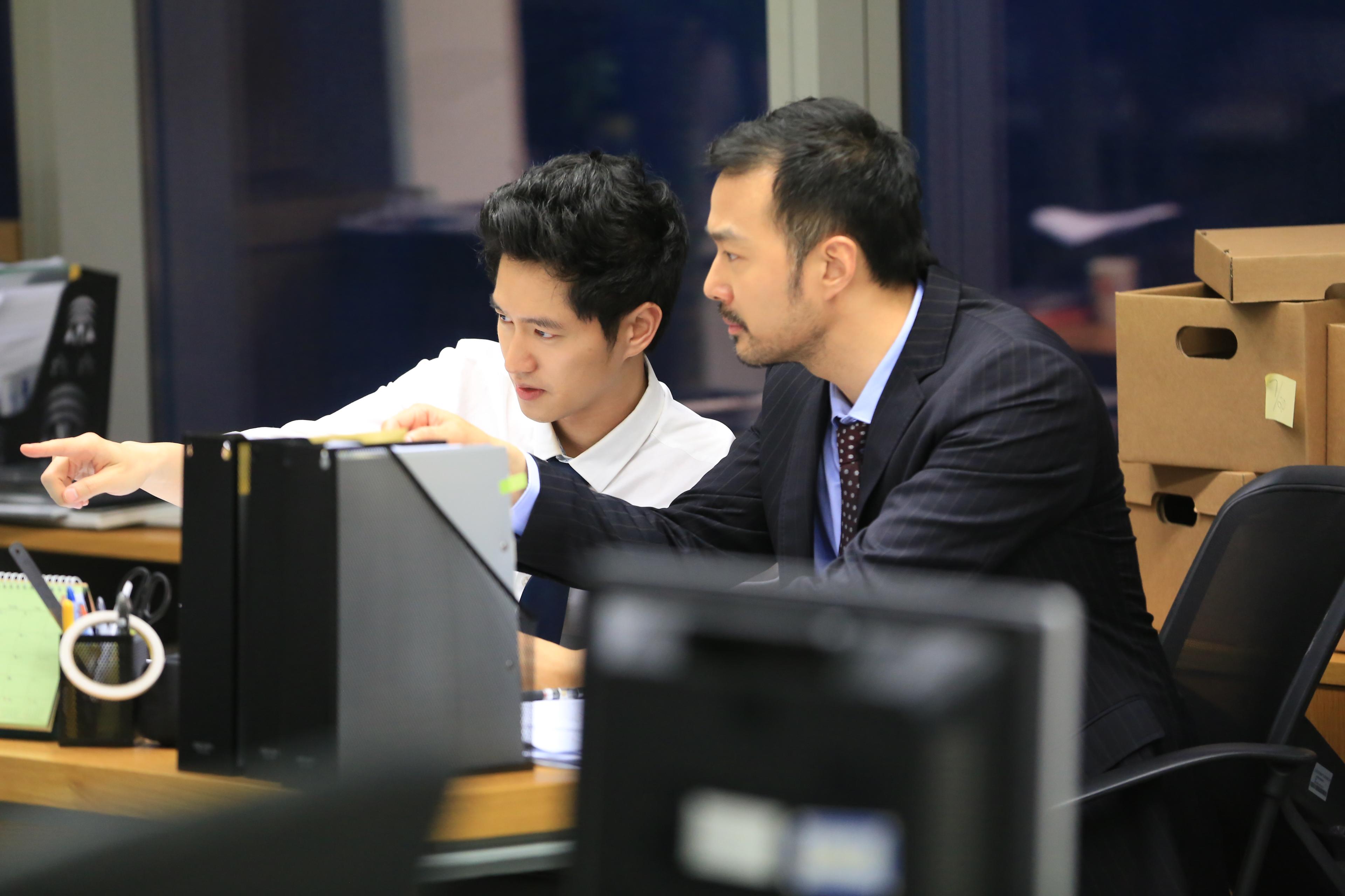 Simon Twu (涂世旻) (Twu Shih Min) in the film One Day