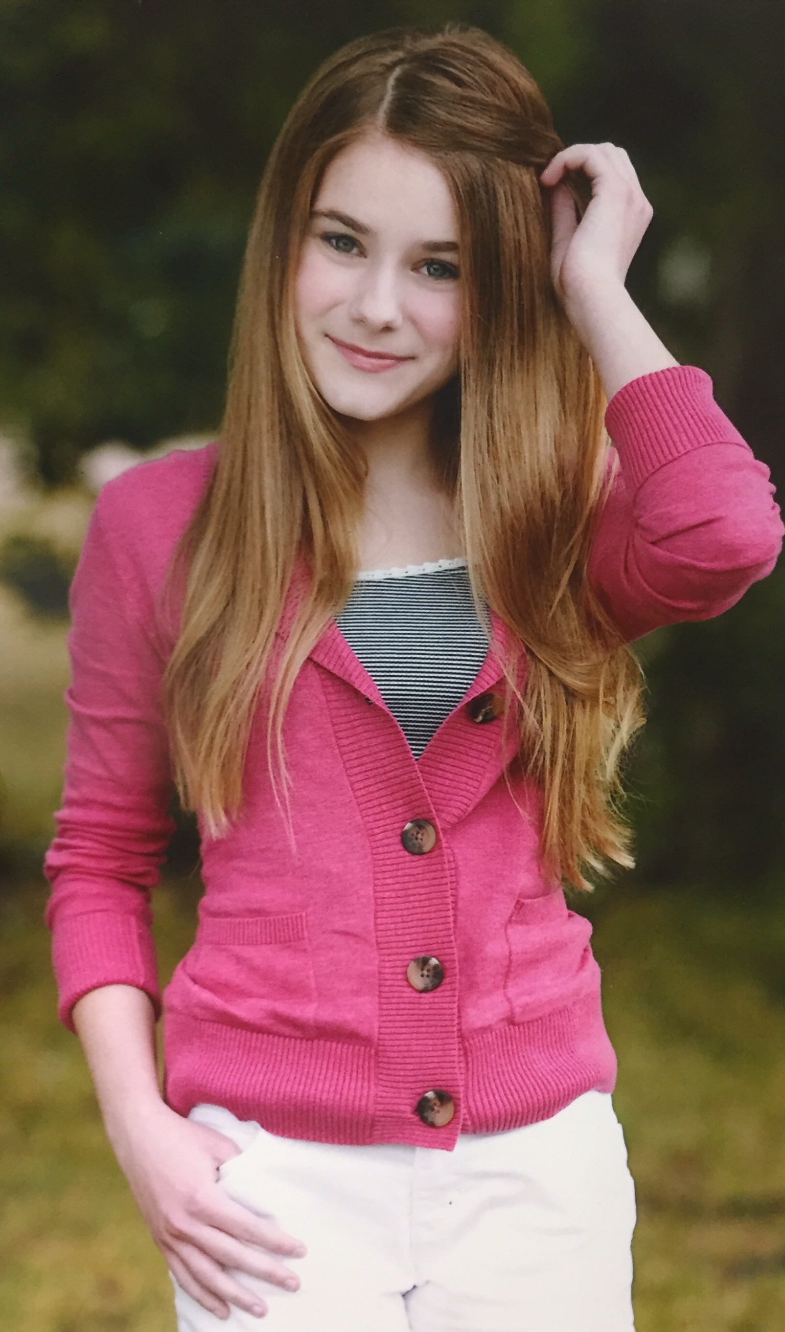 Claire Riffle