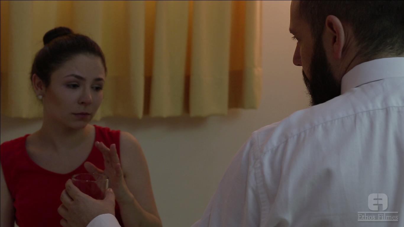 Renata Bosi and Rafael Santin,