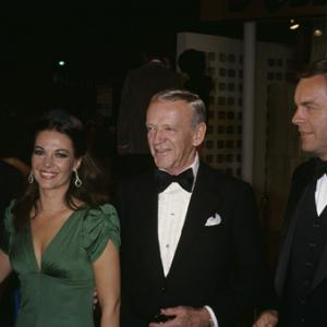Fred Astaire, David Niven, Natalie Wood, Robert Wagner