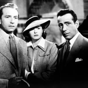 Ingrid Bergman, Humphrey Bogart, Paul Henreid