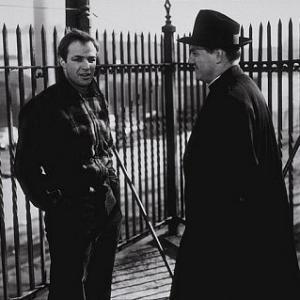On The Waterfront Marlon Brando Karl Malden 1954 Columbia