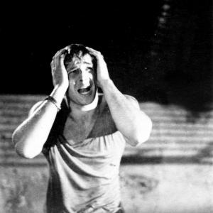 Still of Marlon Brando in A Streetcar Named Desire 1951