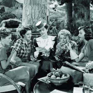 Joan Fontaine, Paulette Goddard, Mary Boland, Rosalind Russell, Norma Shearer