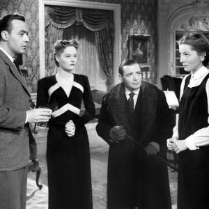 Joan Fontaine, Peter Lorre, Charles Boyer, Alexis Smith
