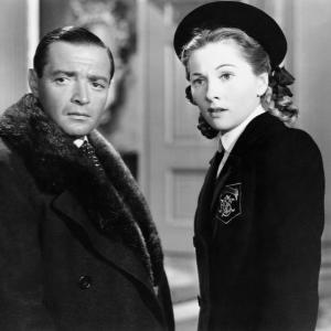 Joan Fontaine, Peter Lorre