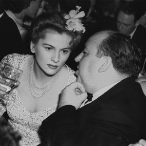 Joan Fontaine, Alfred Hitchcock