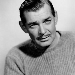 Clark Gable c 1952