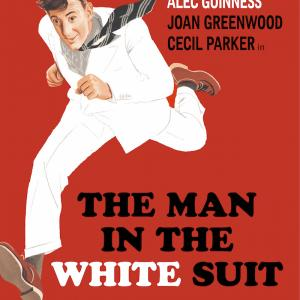 Alec Guinness in The Man in the White Suit (1951)