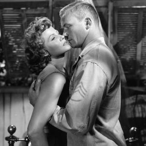 Rita Hayworth, Aldo Ray