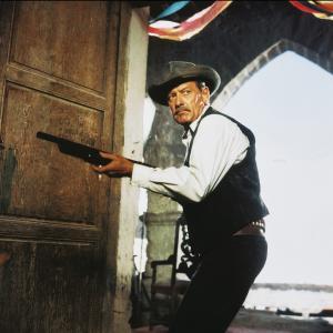 Still of William Holden in The Wild Bunch 1969