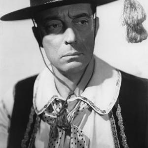 Buster Keaton, PEST FROM THE WEST, Columbia, 1939, **I.V.