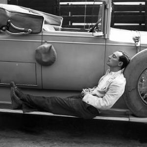 Buster Keaton C. 1928, **I.V.