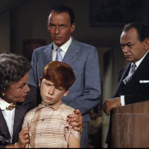 Still of Edward G. Robinson, Frank Sinatra and Thelma Ritter in A Hole in the Head (1959)
