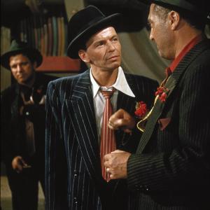 Still of Frank Sinatra in Guys and Dolls (1955)