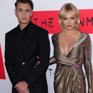 Pamela Anderson, Brandon Thomas Lee