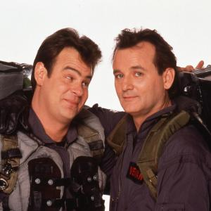 Dan Aykroyd, Bill Murray
