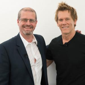 Kevin Bacon, Keith Simanton