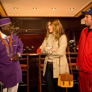 Still of Drew Barrymore and Adam Sandler in Kartu ne savo noru (2014)
