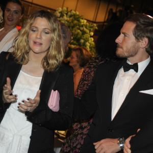 Drew Barrymore and Will Kopelman