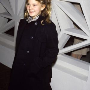 Drew Barrymore circa 1980s