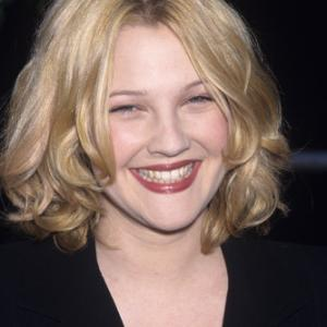 Drew Barrymore circa 1990s
