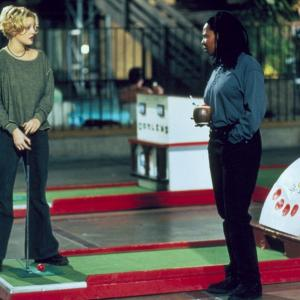 Still of Drew Barrymore and Whoopi Goldberg in Boys on the Side (1995)