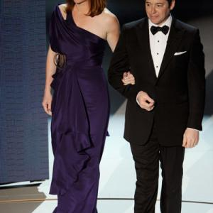 Matthew Broderick and Molly Ringwald at event of The 82nd Annual Academy Awards 2010