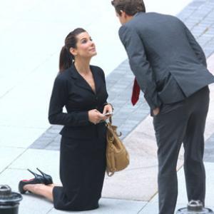 Sandra Bullock and Ryan Reynolds at event of Pirslybos 2009