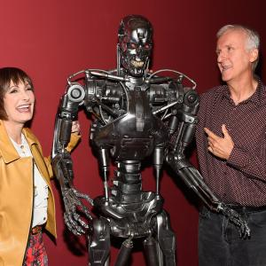 James Cameron, Gale Anne Hurd