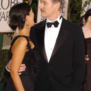 Phoebe Cates and Kevin Kline