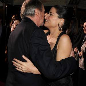 Neve Campbell, Wes Craven