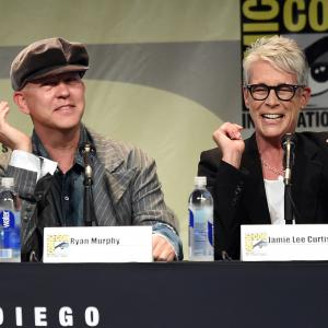 Jamie Lee Curtis, Ryan Murphy