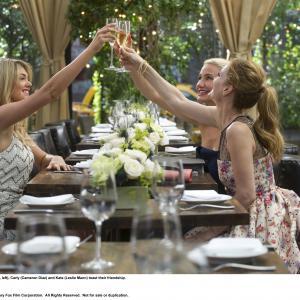 Still of Cameron Diaz Leslie Mann and Kate Upton in Kita moteris 2014