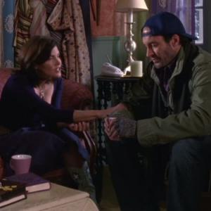 Sherilyn Fenn, Scott Patterson