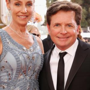 Michael J. Fox, Tracy Pollan
