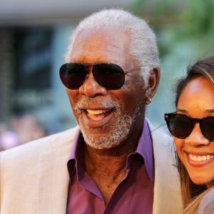 Morgan Freeman at event of Tedis 2 (2015)