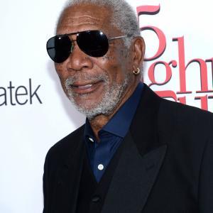 Morgan Freeman at event of Musu gyvenimas (2014)