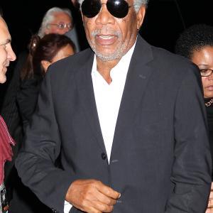 Morgan Freeman at event of Paskutini karta Las Vegase (2013)