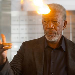 Still of Morgan Freeman in Apgaules meistrai (2013)