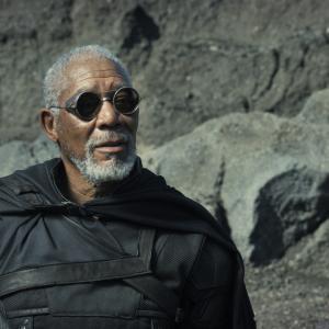 Still of Morgan Freeman in Uzmirstieji (2013)