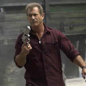 Still of Mel Gibson in Nesunaikinami 3 (2014)