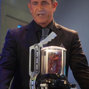 Still of Mel Gibson in Macete zudo (2013)