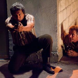 Still of Mel Gibson in Sumautos atostogos Meksikoje (2012)