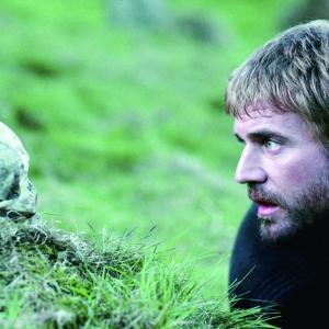 Still of Mel Gibson in Hamlet (1990)