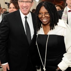 Whoopi Goldberg, Tim Allen