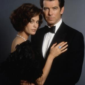 Pierce Brosnan, Teri Hatcher