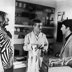 Dustin Hoffman, William Daniels, Elizabeth Wilson