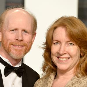 Ron Howard, Cheryl Howard