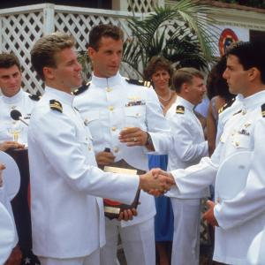 Tom Cruise, Val Kilmer, Tom Skerritt